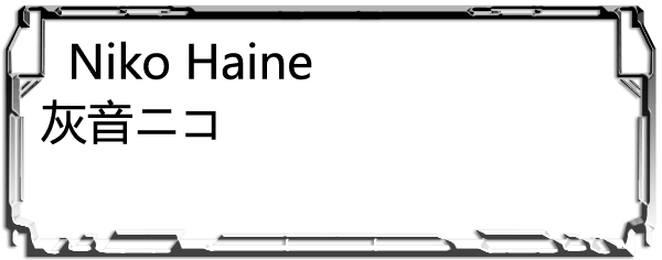 Niko Haine Header