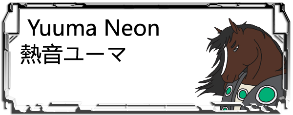 Yuuma Neon Header