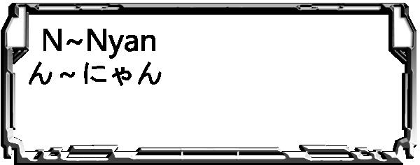 N~Nyan Header